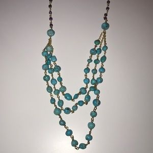 JTV Turquoise Necklace